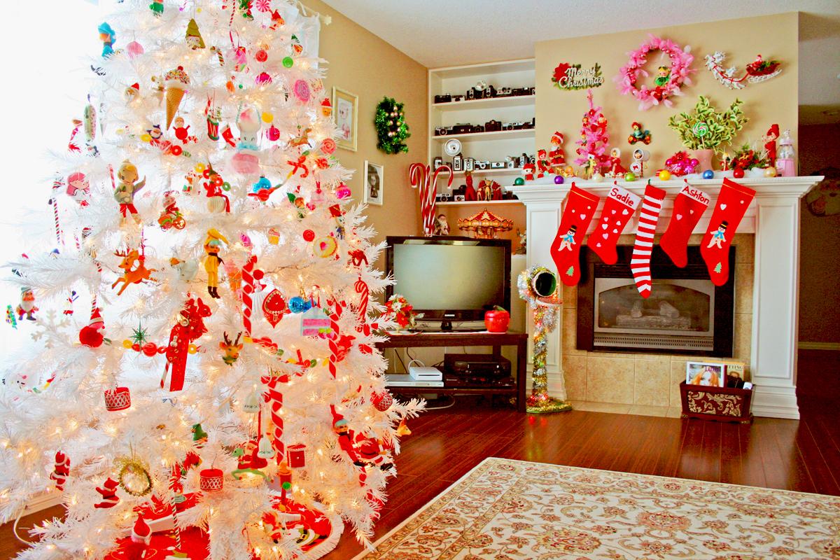 Как украсить квартиру к новому году с