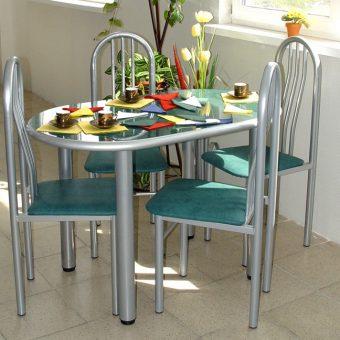 столы и стулья для кухни фото