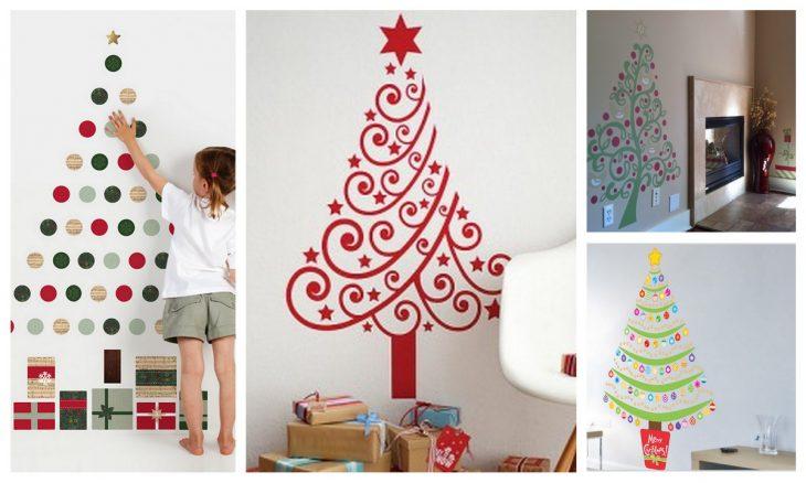 украшаем квартиру к новому году фото