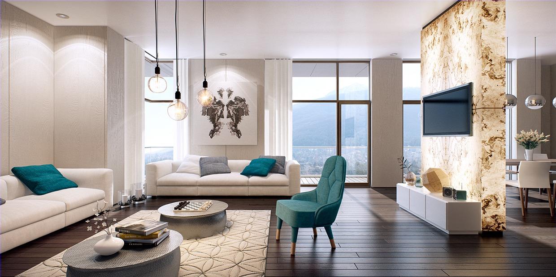 Интерьер гостиной фото 2016 современные идеи в квартире