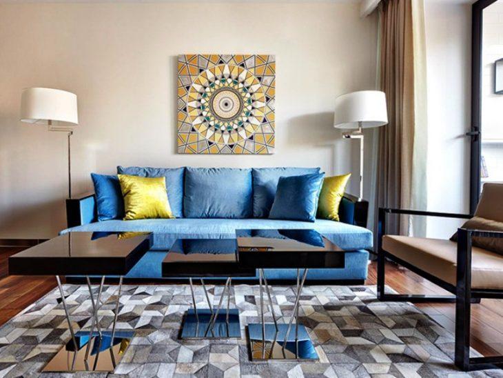 Новый дизайн гостиной 2019 - 65 фото современных идей