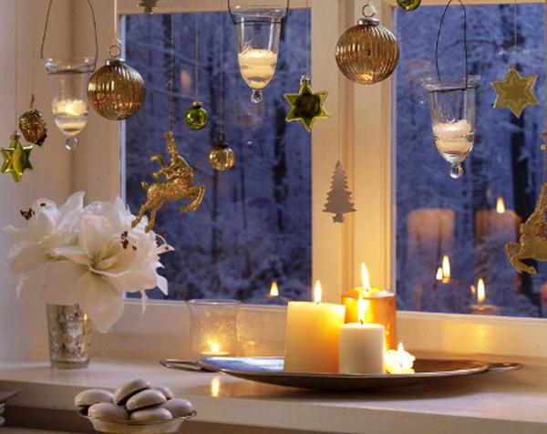 Как украсить квартиру на Новый год - 60 фото идей