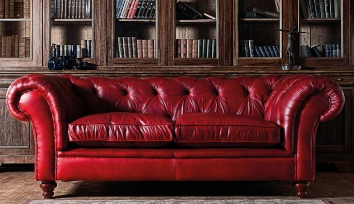 модная мягкая мебель 2018