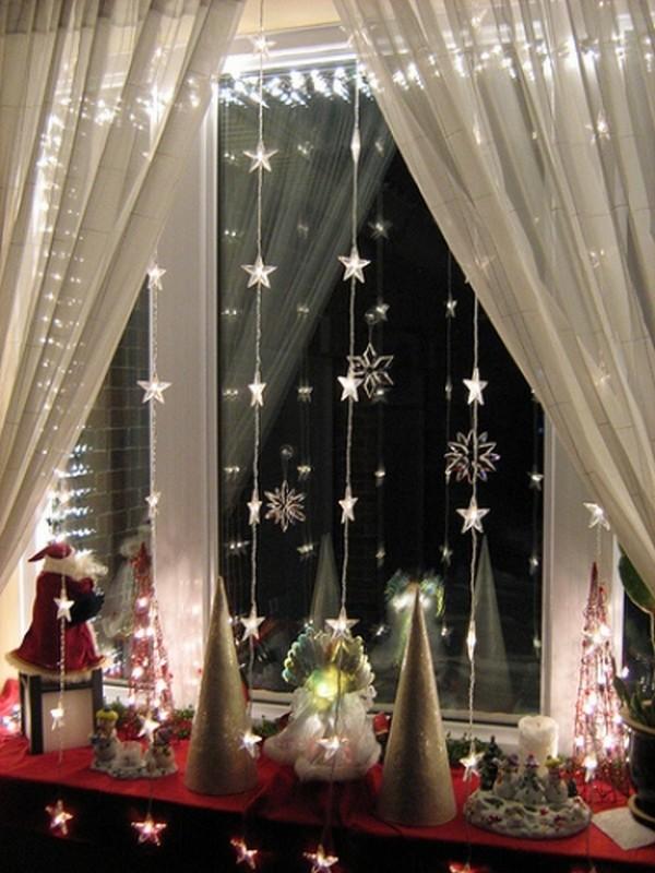 Как украсить квартиру на Новый год - 65 фото идей