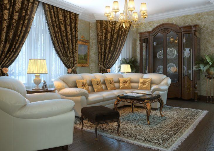 тенденции мягкой мебели 2018