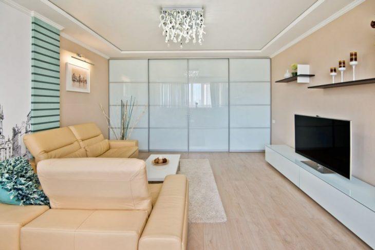 современная классика в интерьере квартиры
