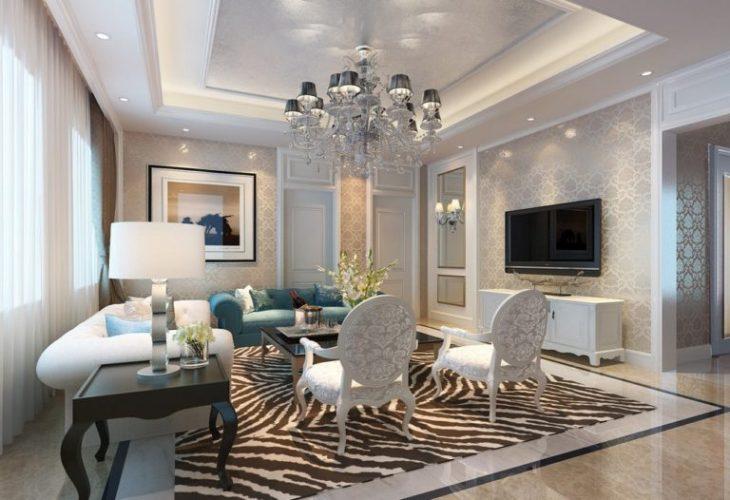 современный интерьер квартиры фото 2018