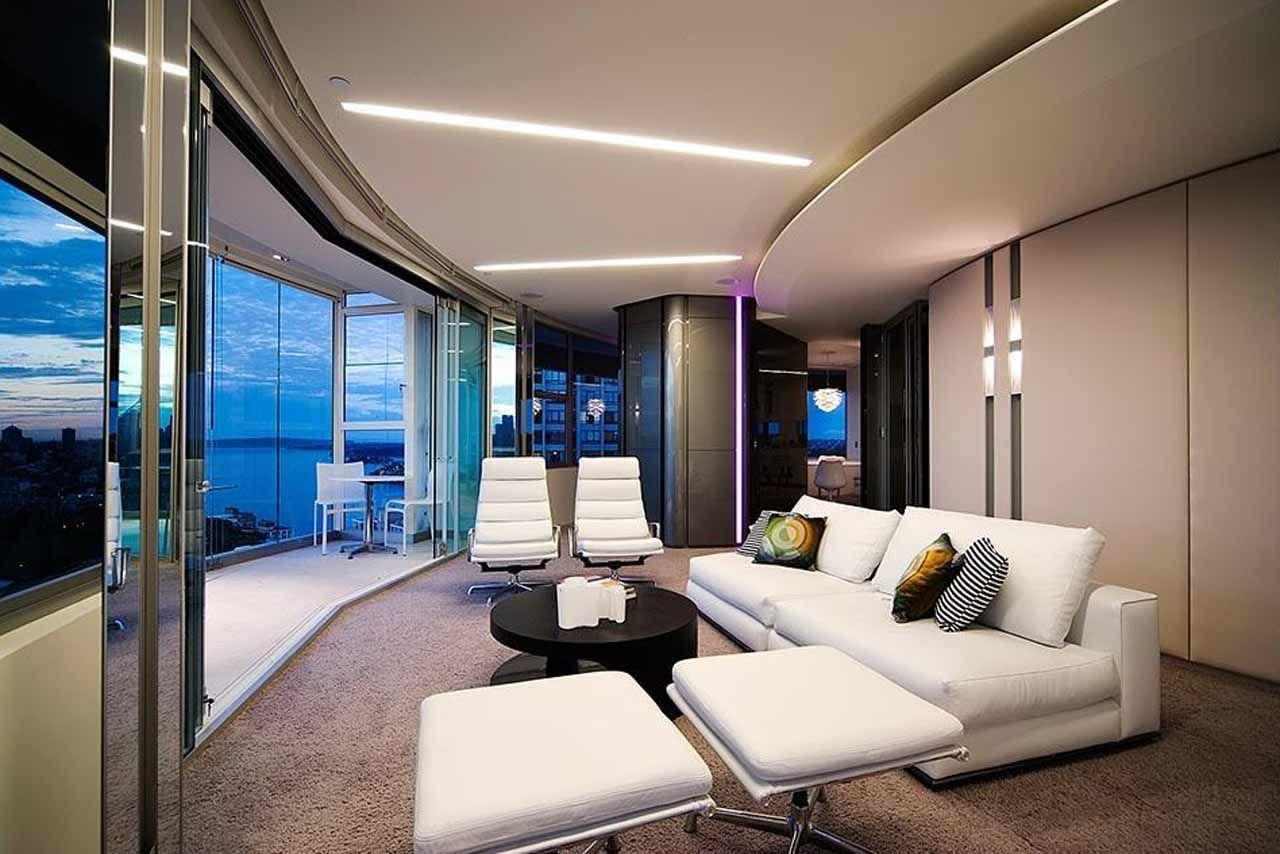 Красивые квартиры дизайн проекты