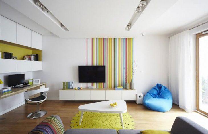 маленькие квартиры дизайн интерьера фото