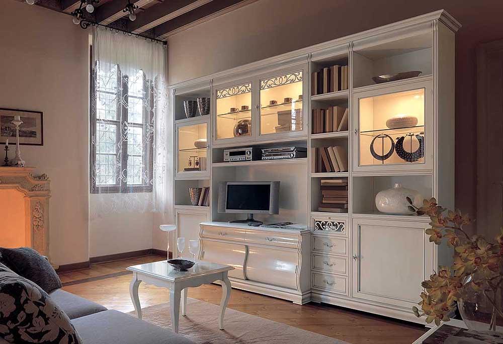 Мебель в классическом стиле - 65 фото для разных комнат.