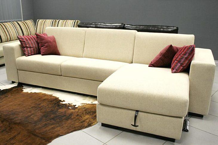 угловой диван с механизмом дельфин