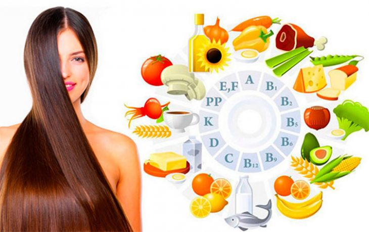 Какие минералы и витамины нужны для волос?
