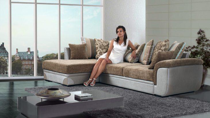 Преимущества дивана с механизмом Дельфин