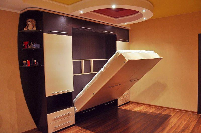 Как сделать встроенную мебель своими руками 95