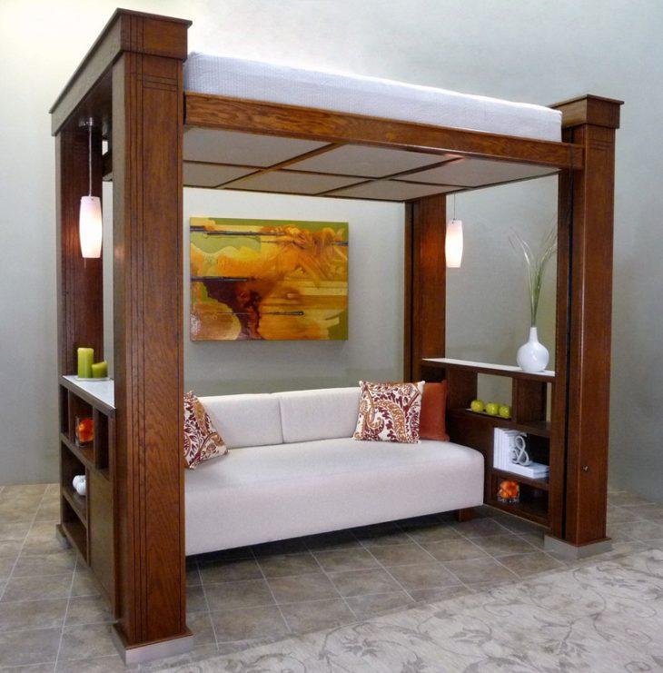 мебель трансформеры для маленьких квартир