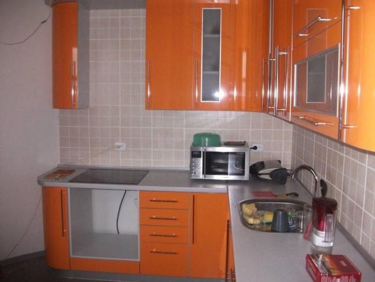 как сделать ремонт кухни быстро и недорого