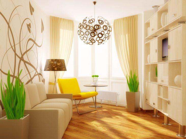 Как увеличить пространство в квартире 70 фото примеров