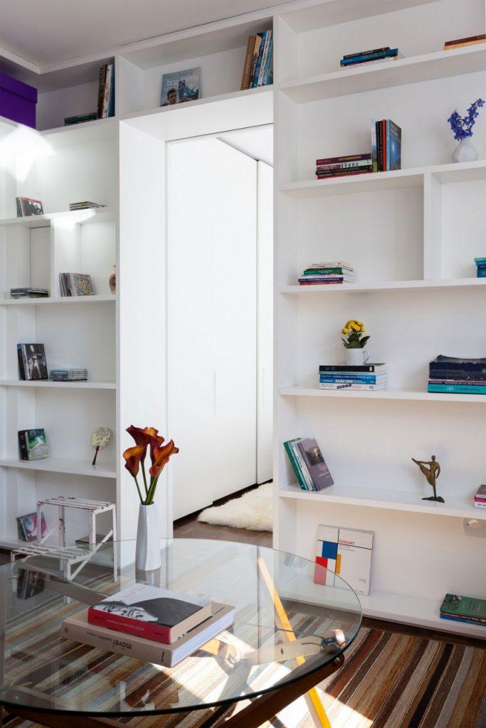дизайн малогабаритной квартиры правила увеличения пространства