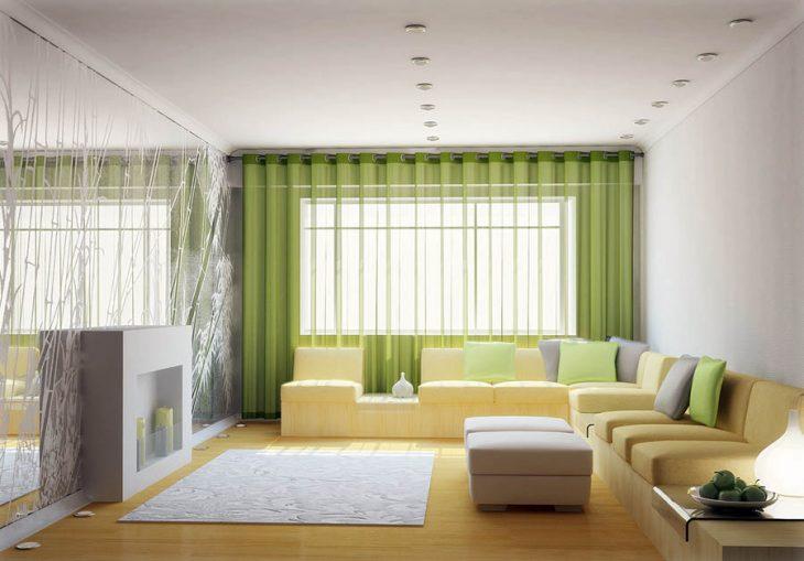 организация пространства в маленькой квартире