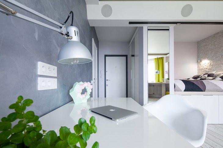 пространство малогабаритной квартиры
