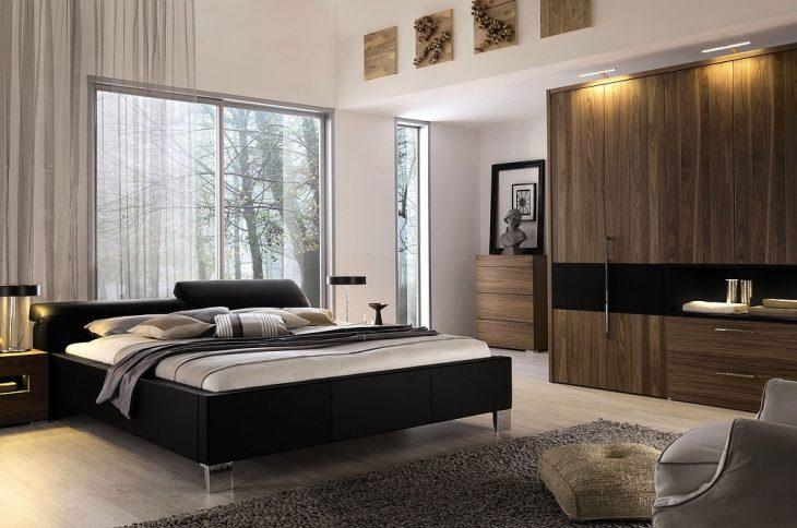 Дизайн спальных гарнитуров 2019 - современные идеи