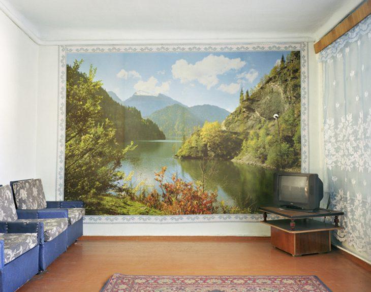 фотообои в интерьере квартиры
