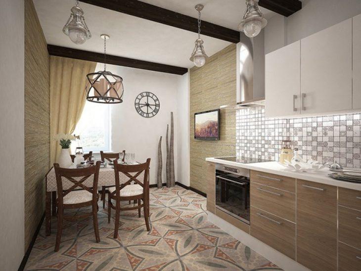 стили дизайна интерьера кухни фото
