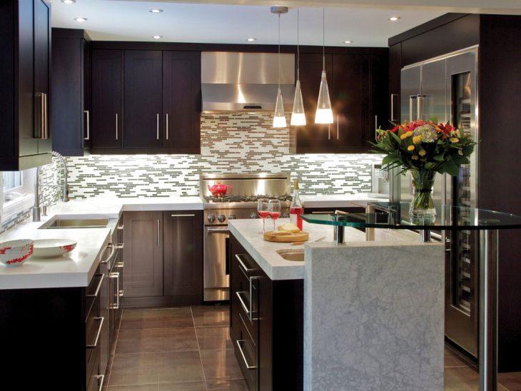 Cтили дизайна интерьера кухни 70 реальных фото