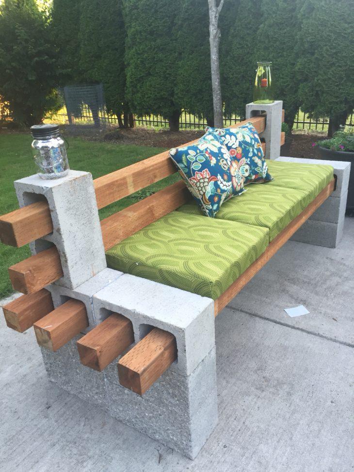 Практичная садовая мебель для дачи