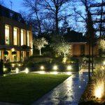 освещение домов фото