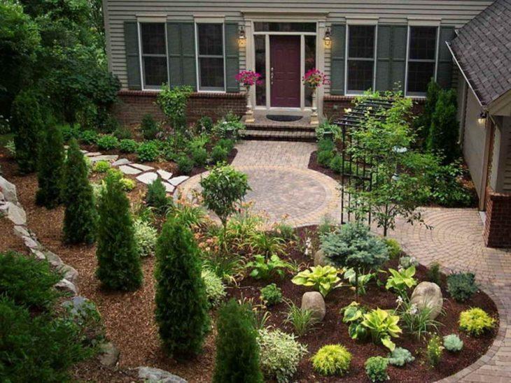 дизайн садового участка 10 соток