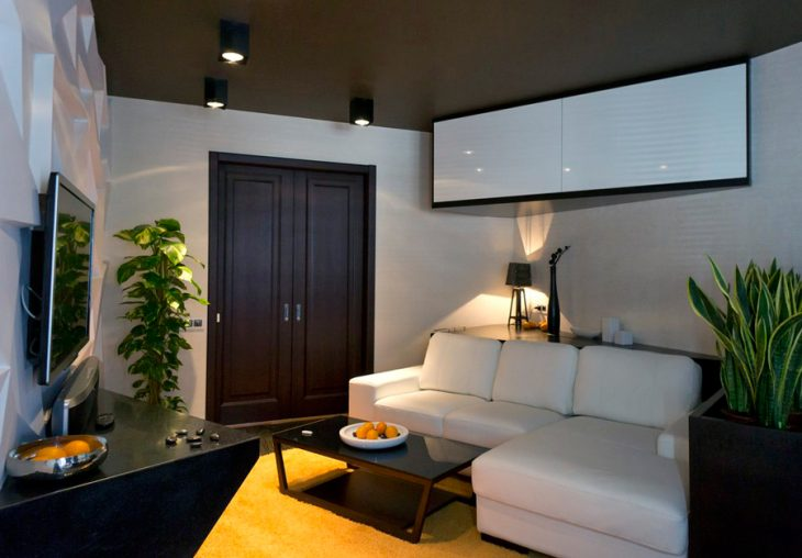 современные дизайны интерьеров квартир фото