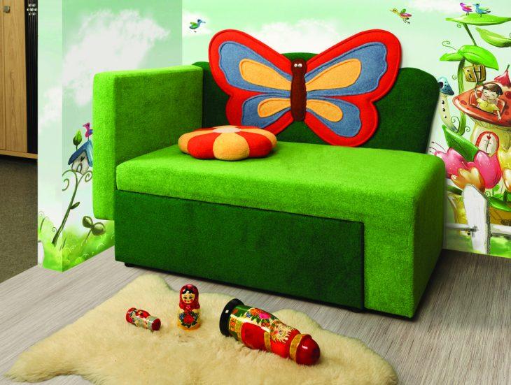 кресло диван детский