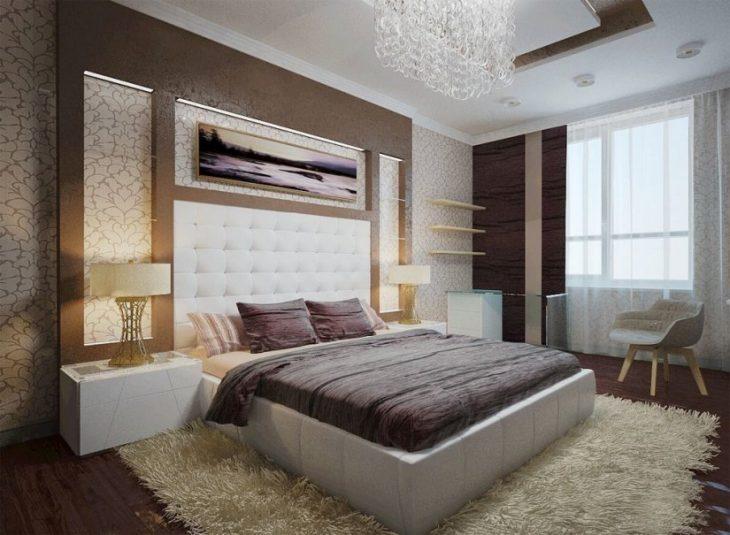 дизайн интерьера квартир 2018