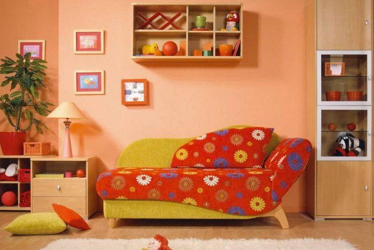 детские выкатные диваны