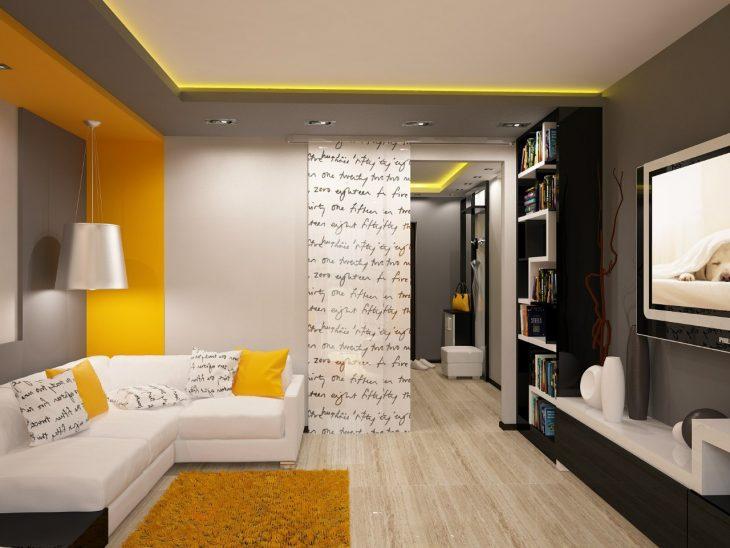 современный дизайн интерьера квартир