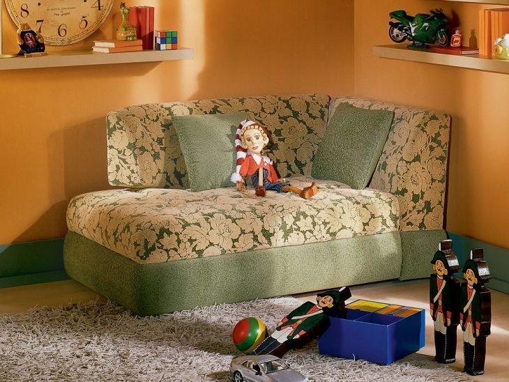 Детские мягкие диваны 70 фото дизайна интерьера