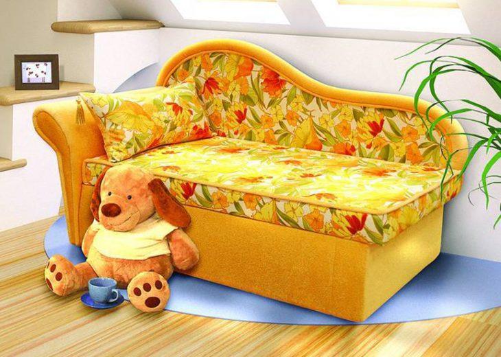 детские диваны раскладные