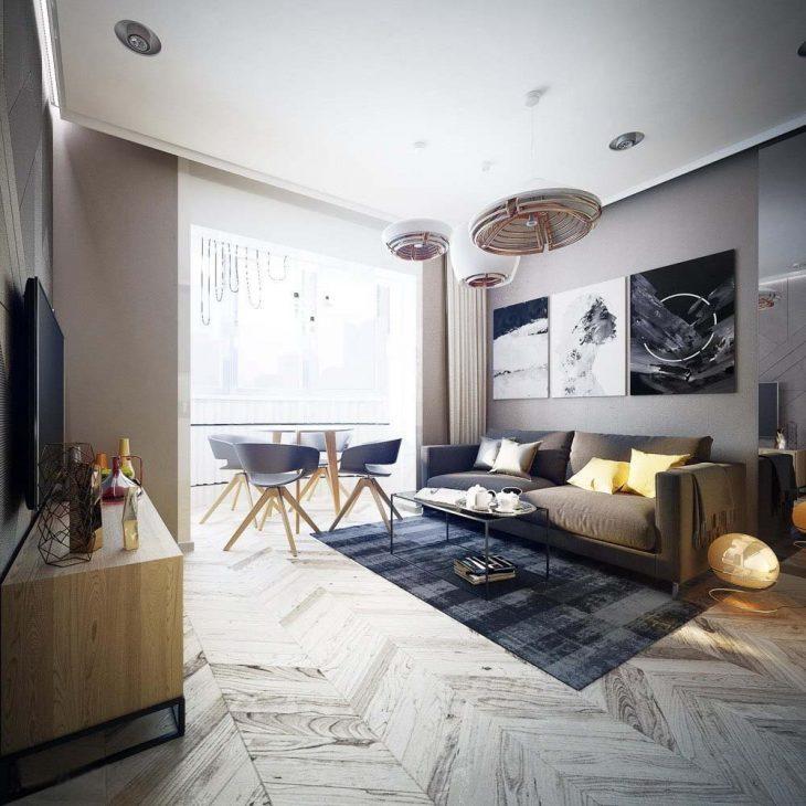 дизайн интерьера малогабаритных квартир
