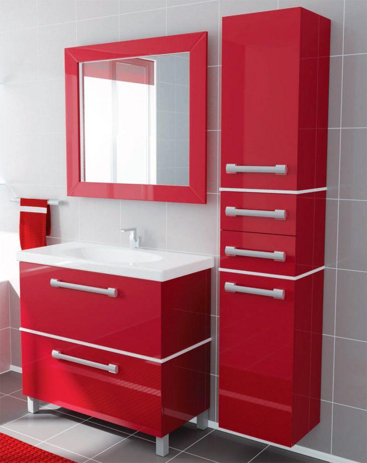 Шкаф в ванную комнату 80 фото современного интерьера