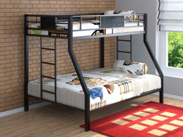 Двухъярусная кровать в интерьере 80 фото лучших идей