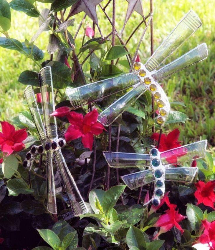 Интересные поделки из пластиковых бутылок