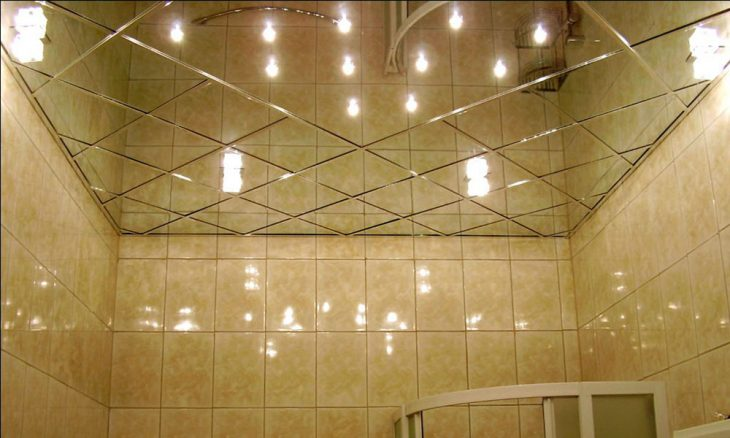 потолок идеи дизайна