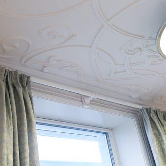 дизайн красивых потолков