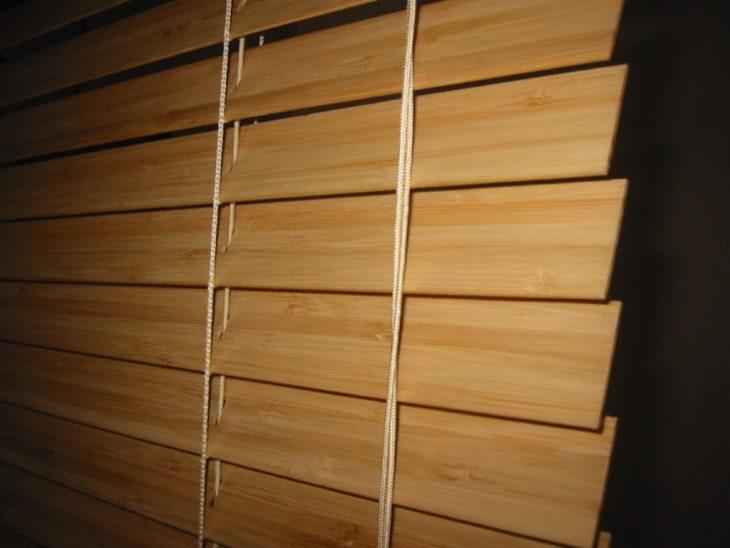 жалюзи из бамбука