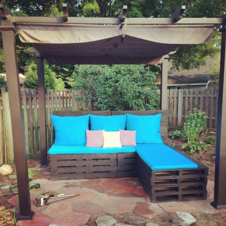 плетеная мебель для дачи