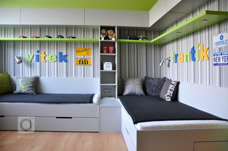 детская комната для разнополых детей фото