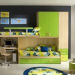 детская комната для двух разнополых детей