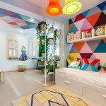 варианты детской комнаты для разнополых детей