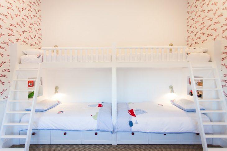 как обустроить детскую комнату для разнополых детей